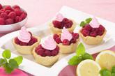 Himbeer-Zitronen-Muffins