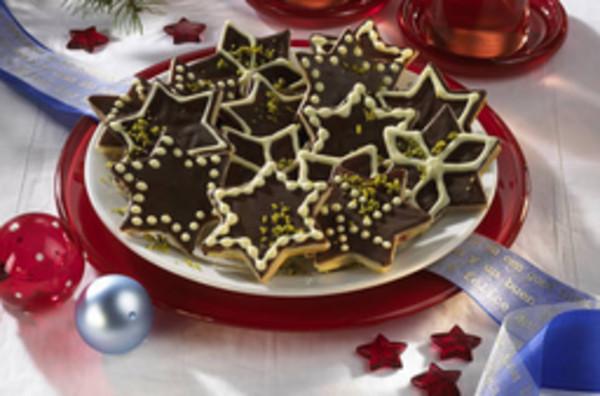 Holländische Weihnachtsplätzchen