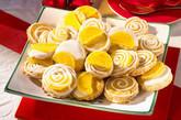 Zitronen-Knöpfchen